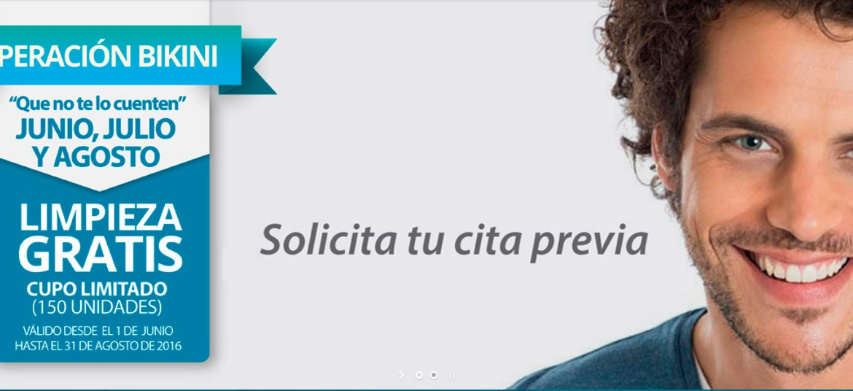 "Limpieza dental gratis: ""Operación bikini"""
