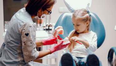 Unidad de odontopediatría y ortodoncia infantil